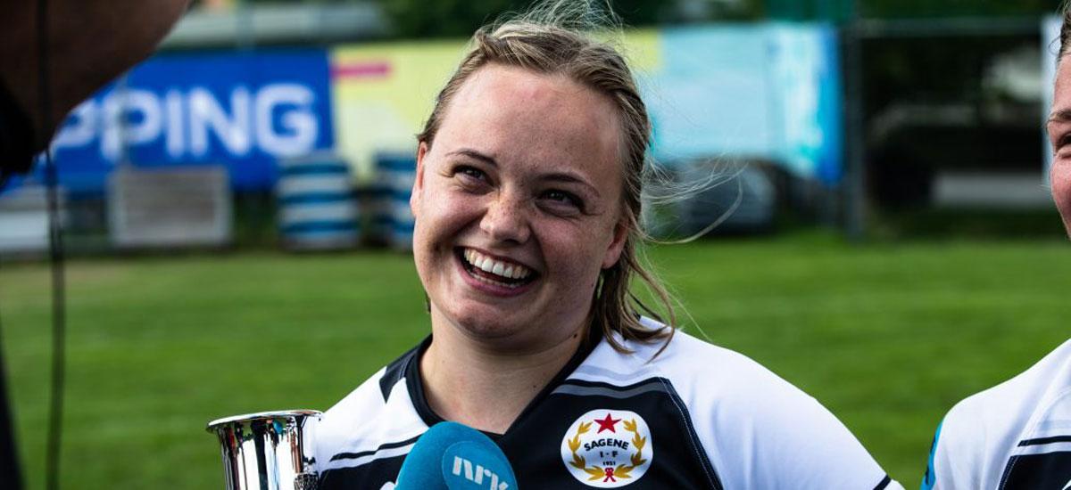 STAVANGER - 17. august: Rugby-finale under NM-veka 2018, 17. august, Lassa. (Foto: Dag Oliver / relaxedsports.com via Norges Idrettsforbund)