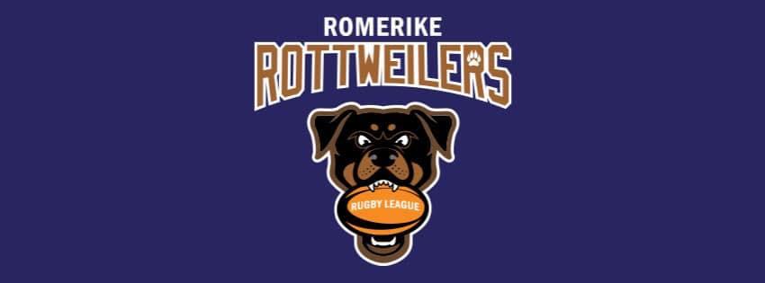Romerike Rugby League Logo