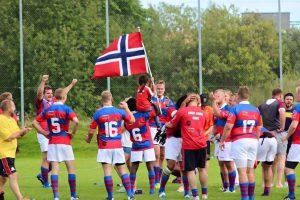 Rugby League Norge reiser til Tjekkia for å spille vennskapskamp